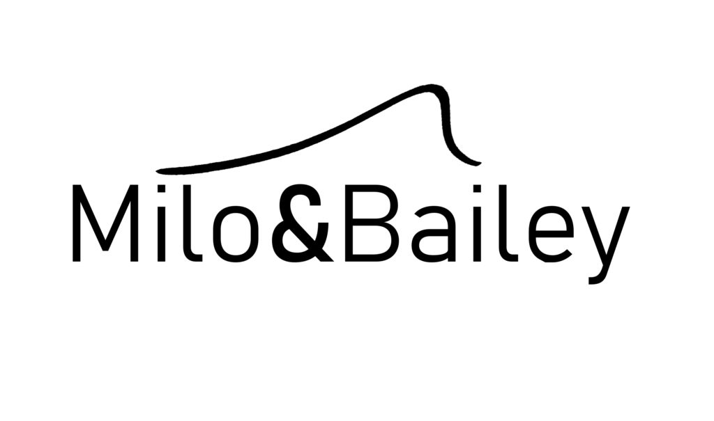 Logo Design Milo and Bailey Fashion Brand